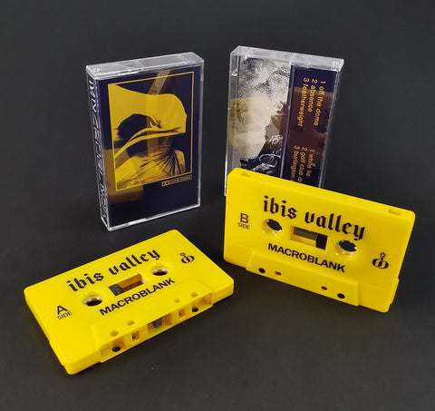 Macroblank - ibis valley - Cassette