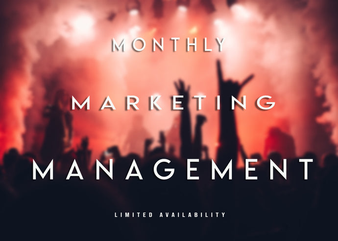 Monthly Marketing Management