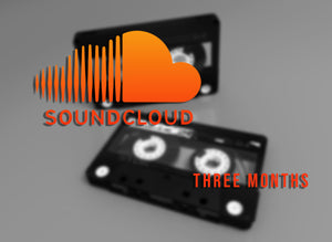 Three Month Soundcloud Promotion