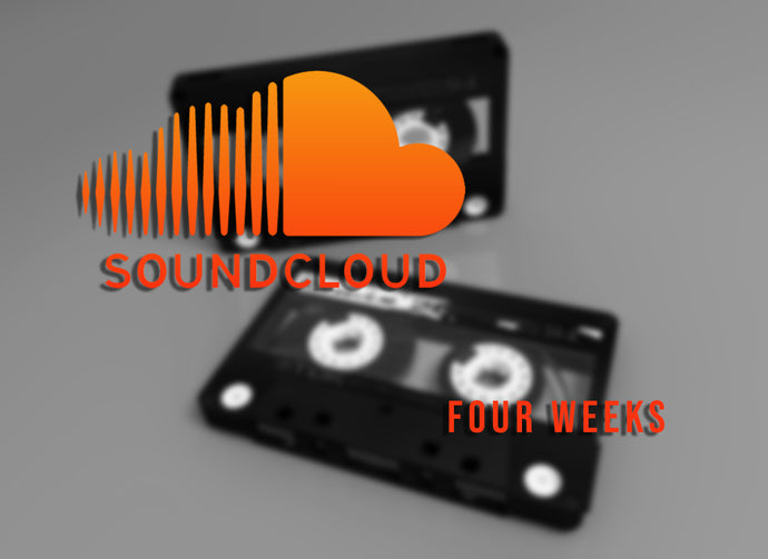 Four Week Soundcloud Promotion