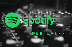 Spotify Two Week Promotion