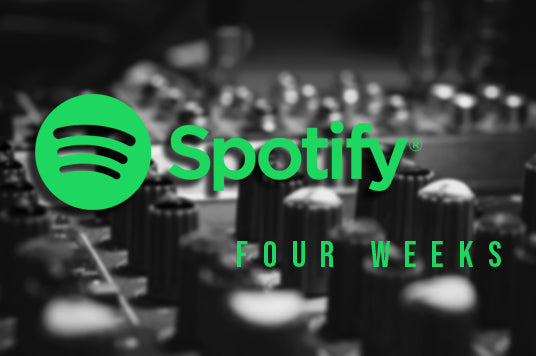Four Week Spotify Promotion
