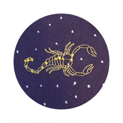zodiac embroideries