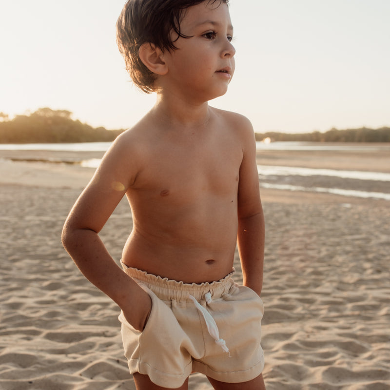 Indie Mini Short - Sand