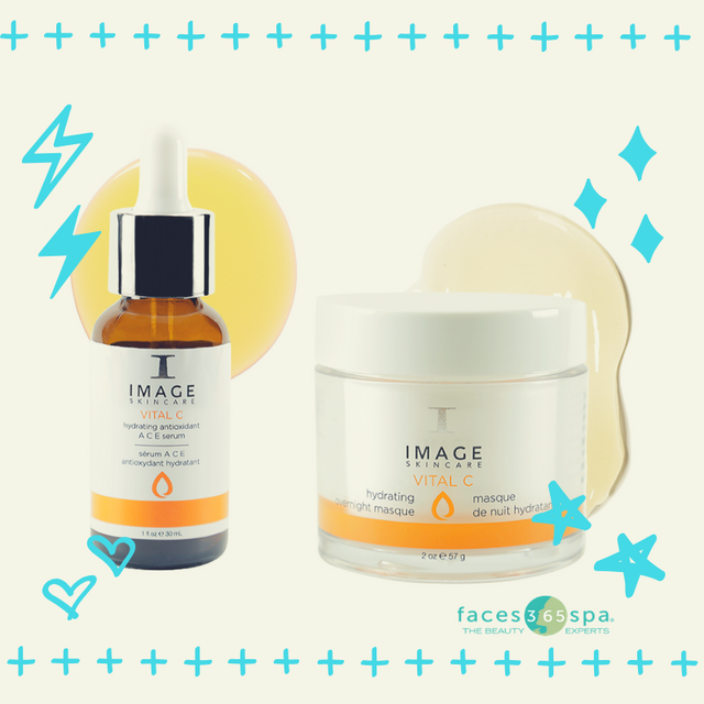 Image Skincare products available here.
