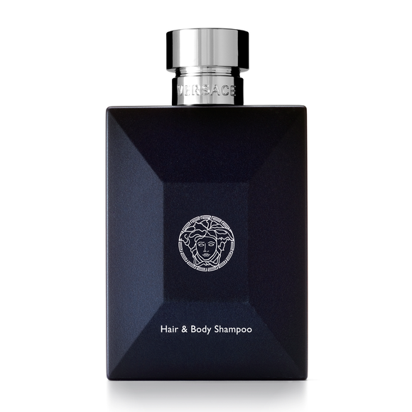 Versace Pour Homme Hair & Body Shampoo 250ml