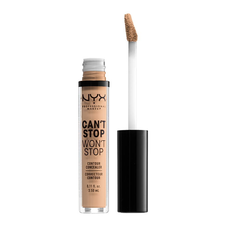NYX Professional Makeup Can't Stop Won't Stop Contour Concealer 3.5ml