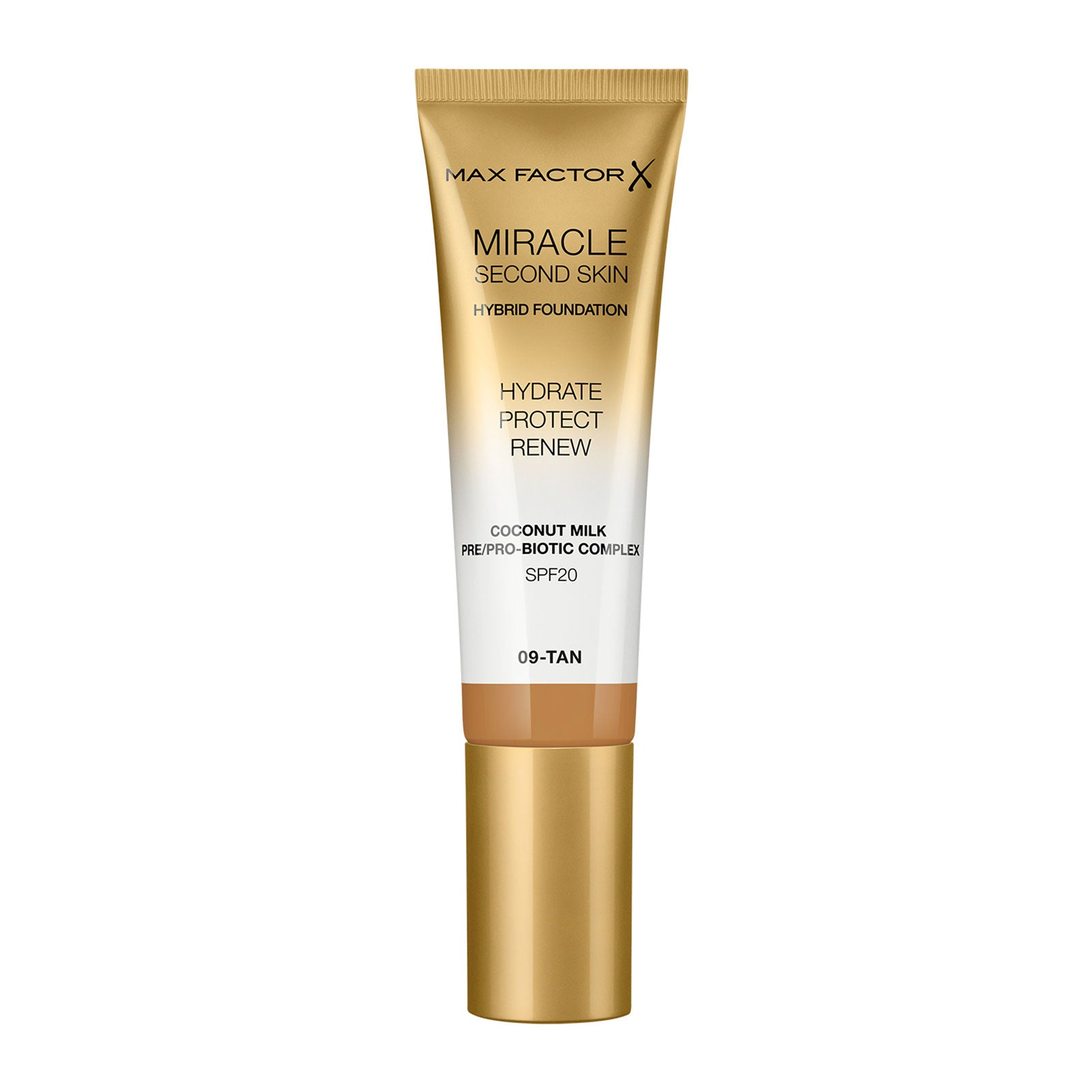 Max Factor Miracle Touch Second Skin Foundation 30ml