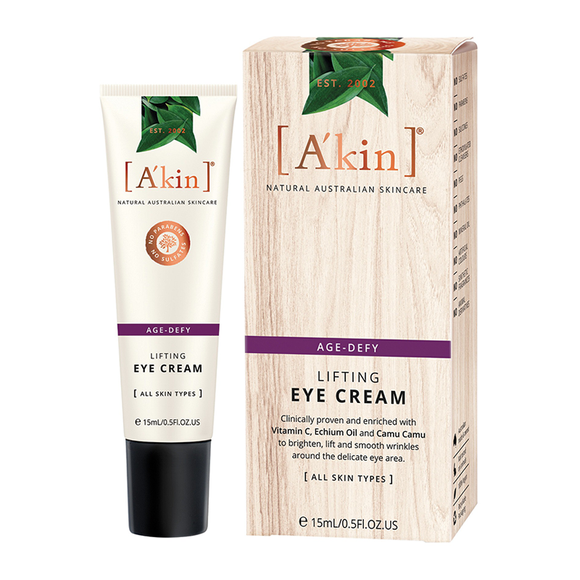 A'kin Age Defy Lifting Eye Cream 15ml