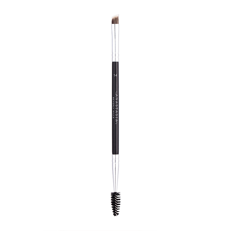 Anastasia Beverly Hills Dual-Ended Firm Detail Brush #14