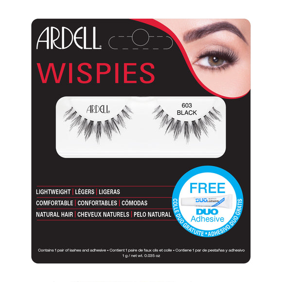 Ardell Wispies Clusters Lashes 603