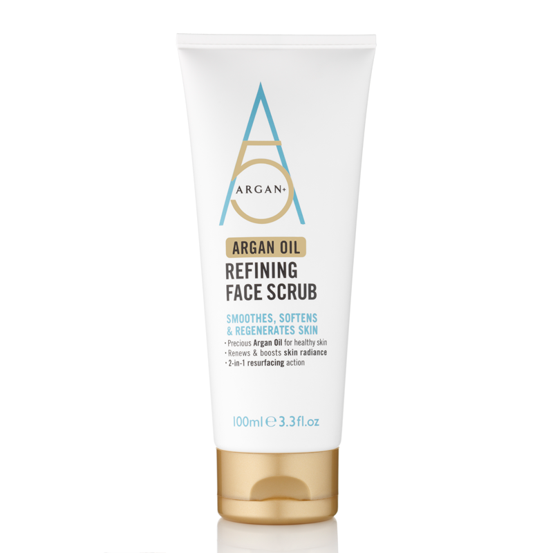 Argan+ Argan Oil Refining Face Scrub 100ml