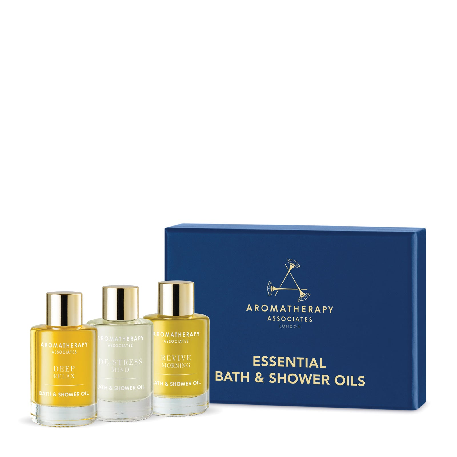 Aromatherapy Associates Essentials - Relax, De-Stress, Revive