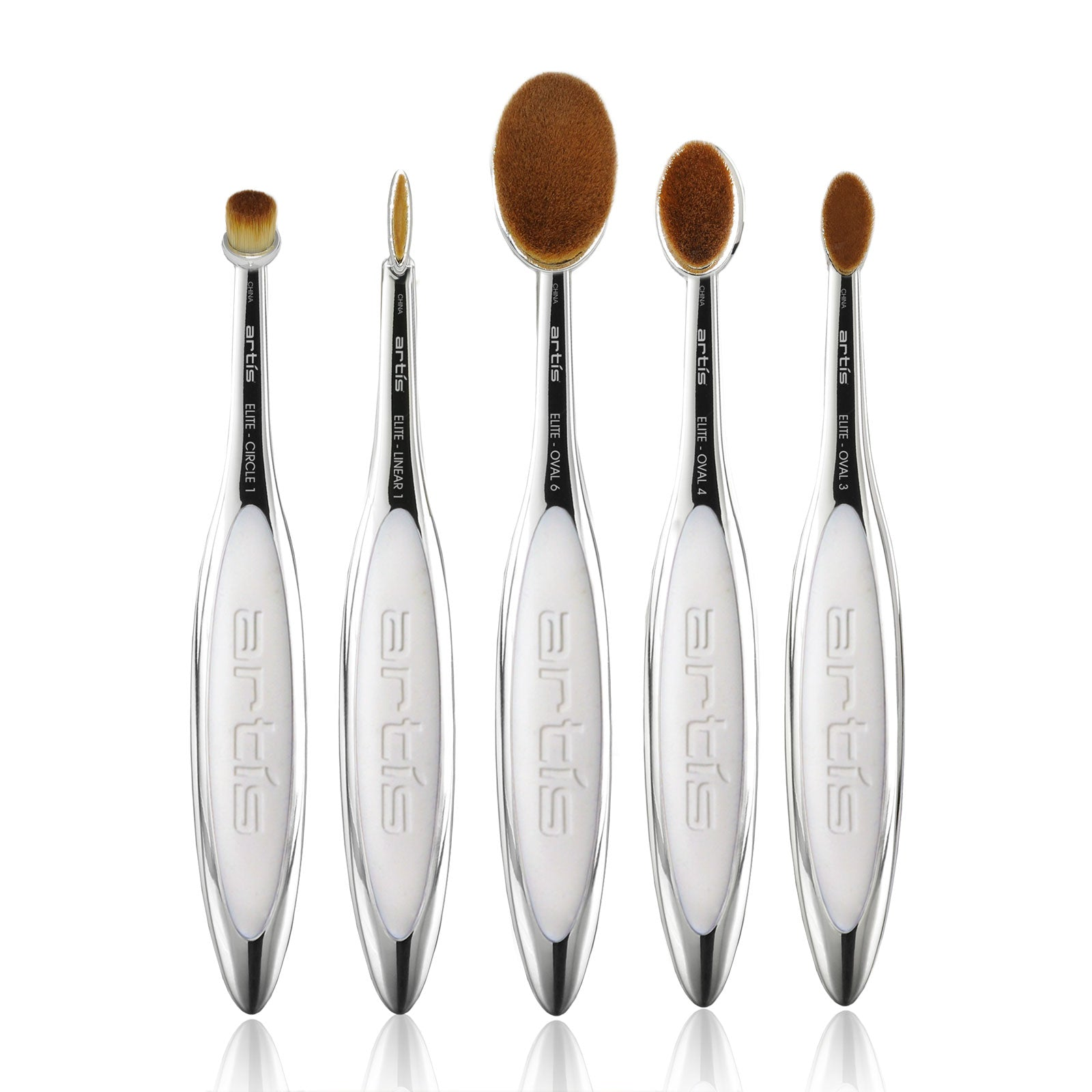 Artis Elite Mirror 5 Brush Set