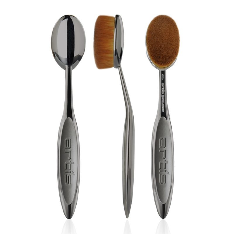 Artis Elite Smoke Brush Oval 7