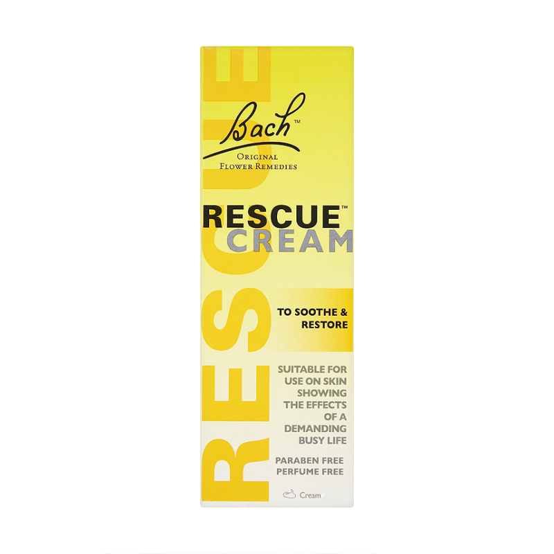 Bach Rescue Remedy Cream 50g
