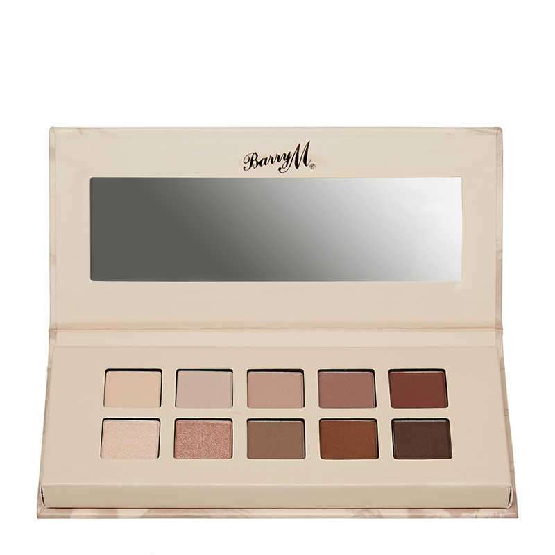 Barry M In The Buff Eyeshadow Palette 7g