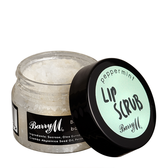 Barry M Lip Scrub Peppermint 25g