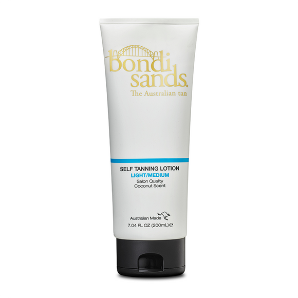 Bondi Sands Self Tanning Lotion Light/Medium 200ml