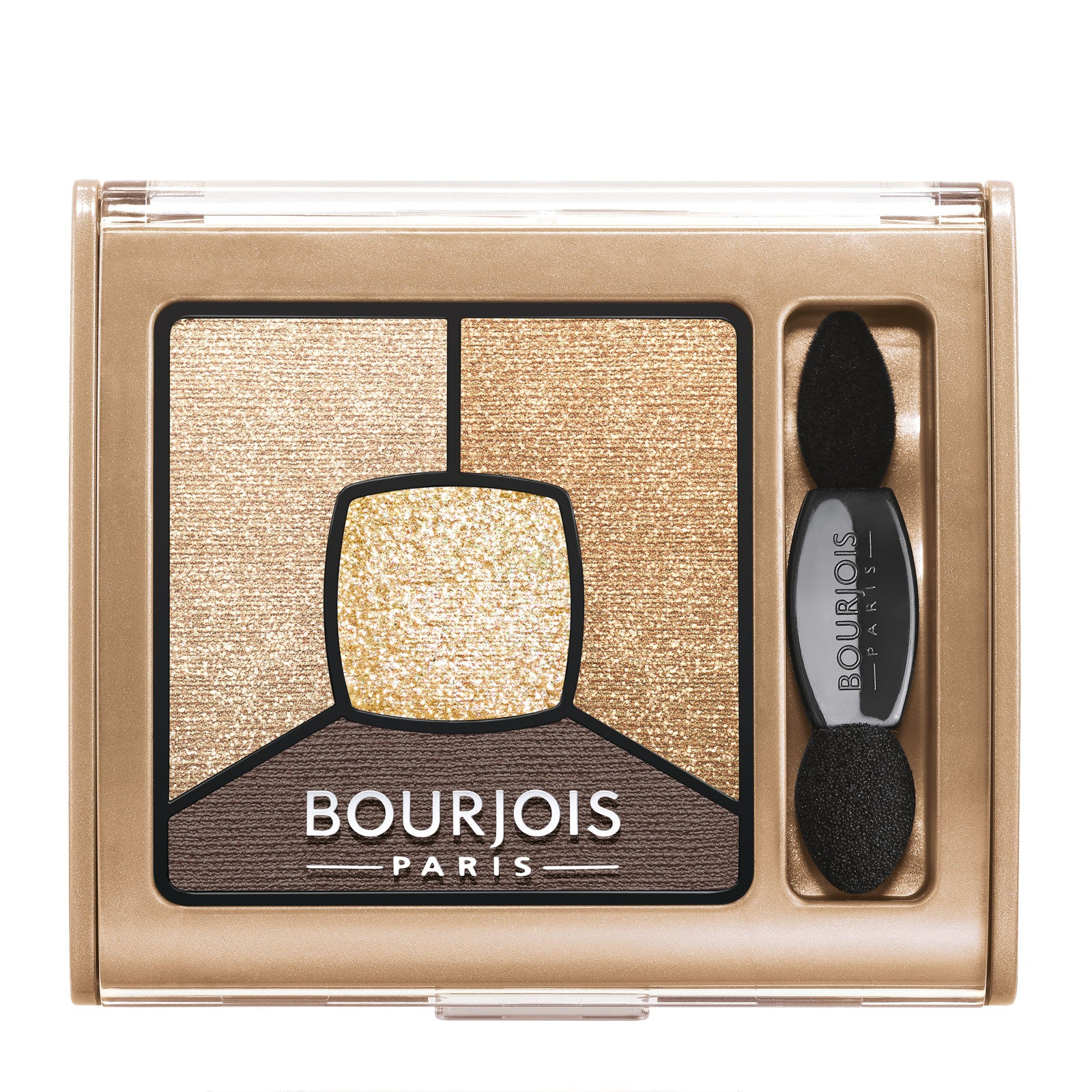 Bourjois Glitter Smokey Stories Eyeshadow Palette 3g