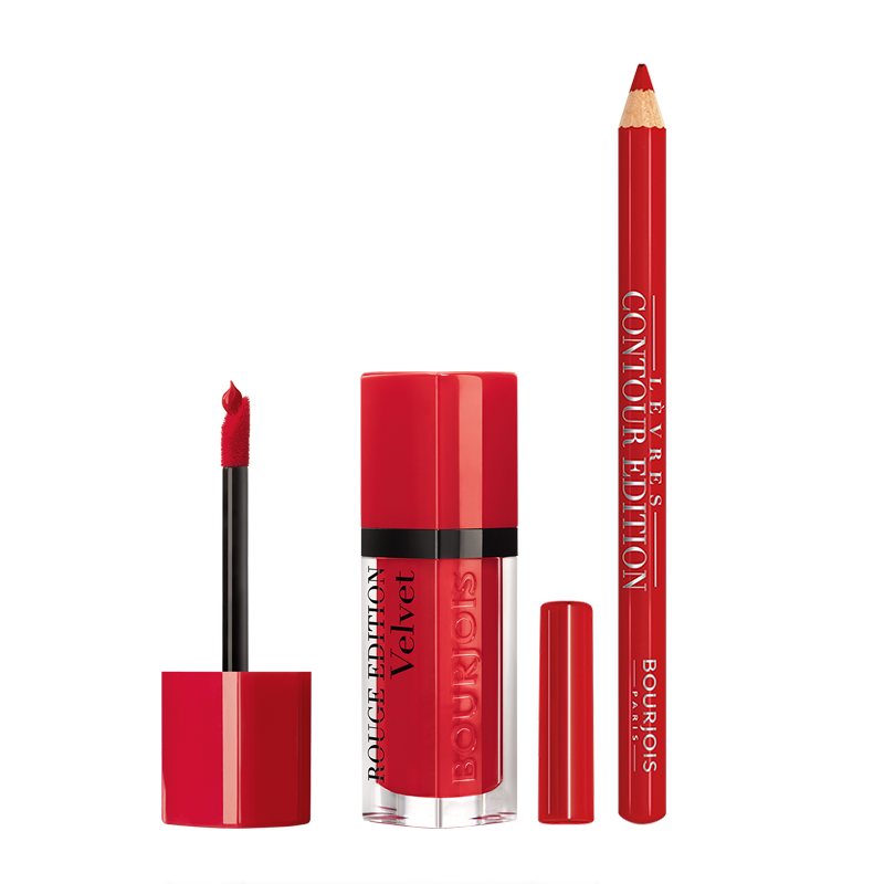 Bourjois Lip Kit Lipstick and Liner 8.8g