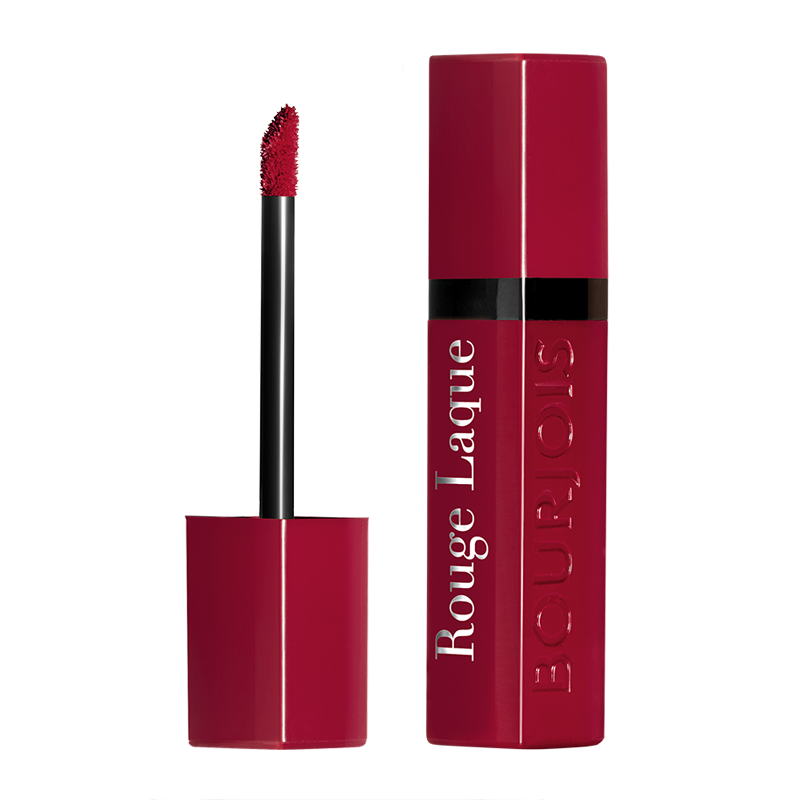 Bourjois Rouge Laque Lipstick 08 Bloody Berry 6ml - Special Buy