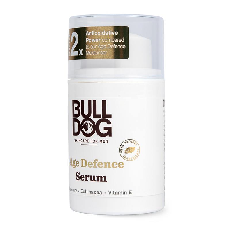 Bulldog Skincare For Men Age Defence Serum 50ml