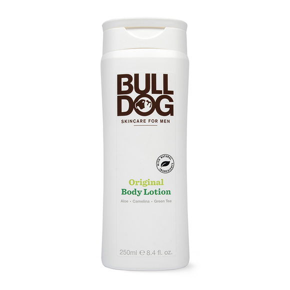Bulldog Skincare For Men Original Body Lotion 250ml