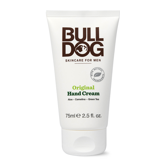 Bulldog Skincare For Men Original Hand Cream 75ml