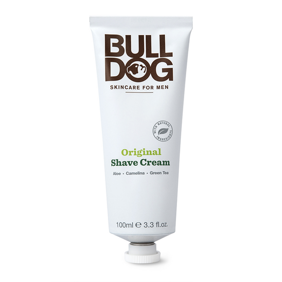 Bulldog Skincare For Men Original Shave Cream 100ml