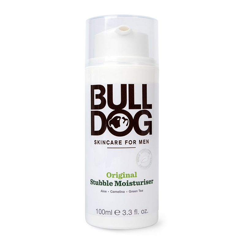 Bulldog Skincare For Men Original Stubble Moisturiser 100ml