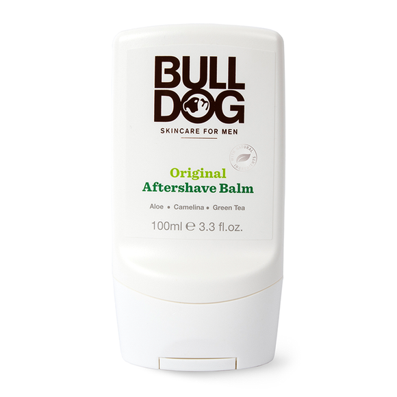Bulldog Skincare For Men Original After Shave Balm 100ml