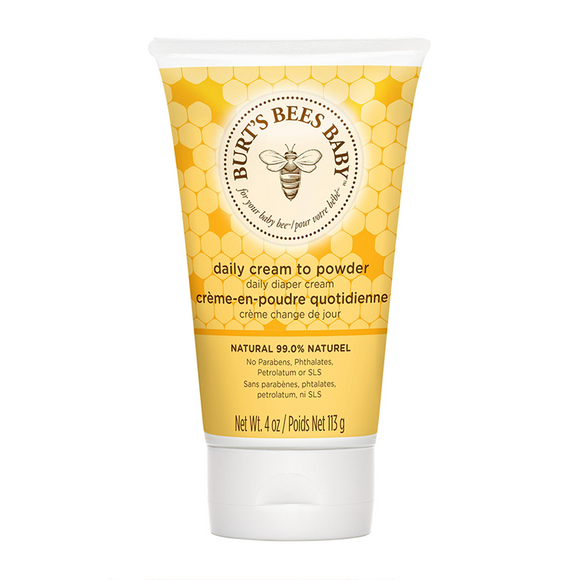 Burt's Bees Baby Cream To Powder 113g