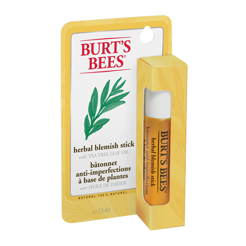 Burt's Bees® Herbal Blemish Stick 7.5ml