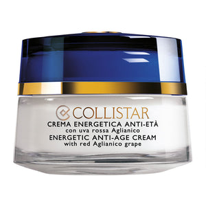 COLLISTAR Energetic Anti-Age Cream With Red Aglianico Grape 50ml