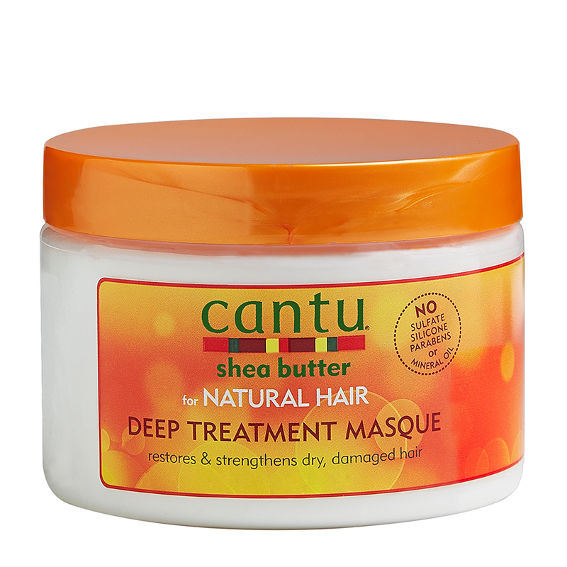 Cantu Shea Butter For Natural Hair Deep Treatment Masque 340g
