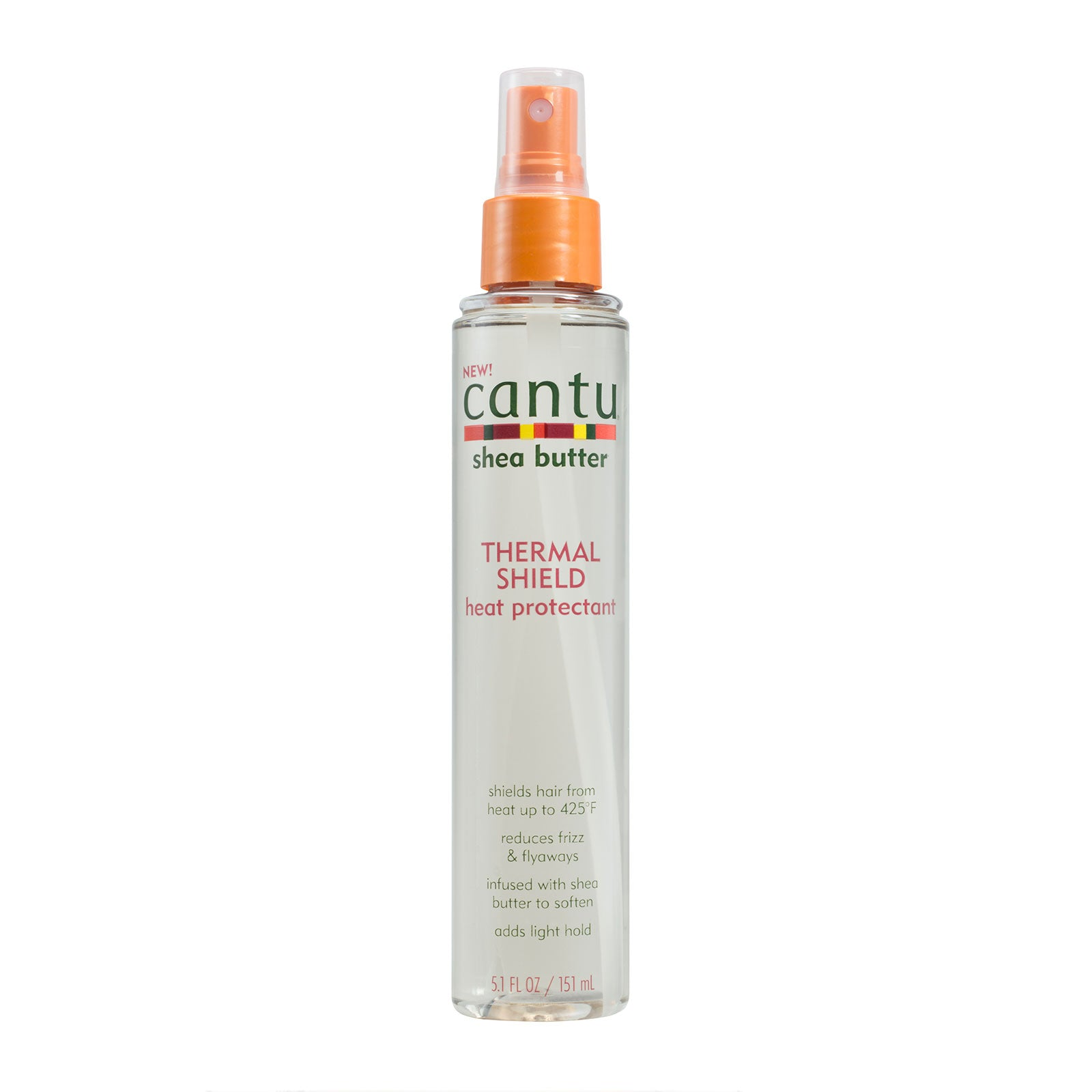 Cantu Shea Butter Thermal Shield Heat Protect 151ml