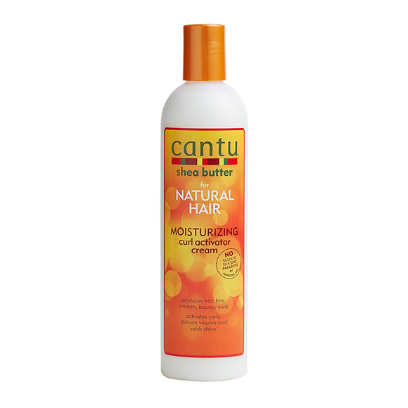 Cantu Shea Butter for Natural Hair Moisturizing Curl Activator Cream 355ml