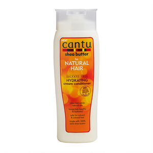 Cantu Shea Butter for Natural Hair Sulfate-Free Hydrating Cream Conditioner 400ml