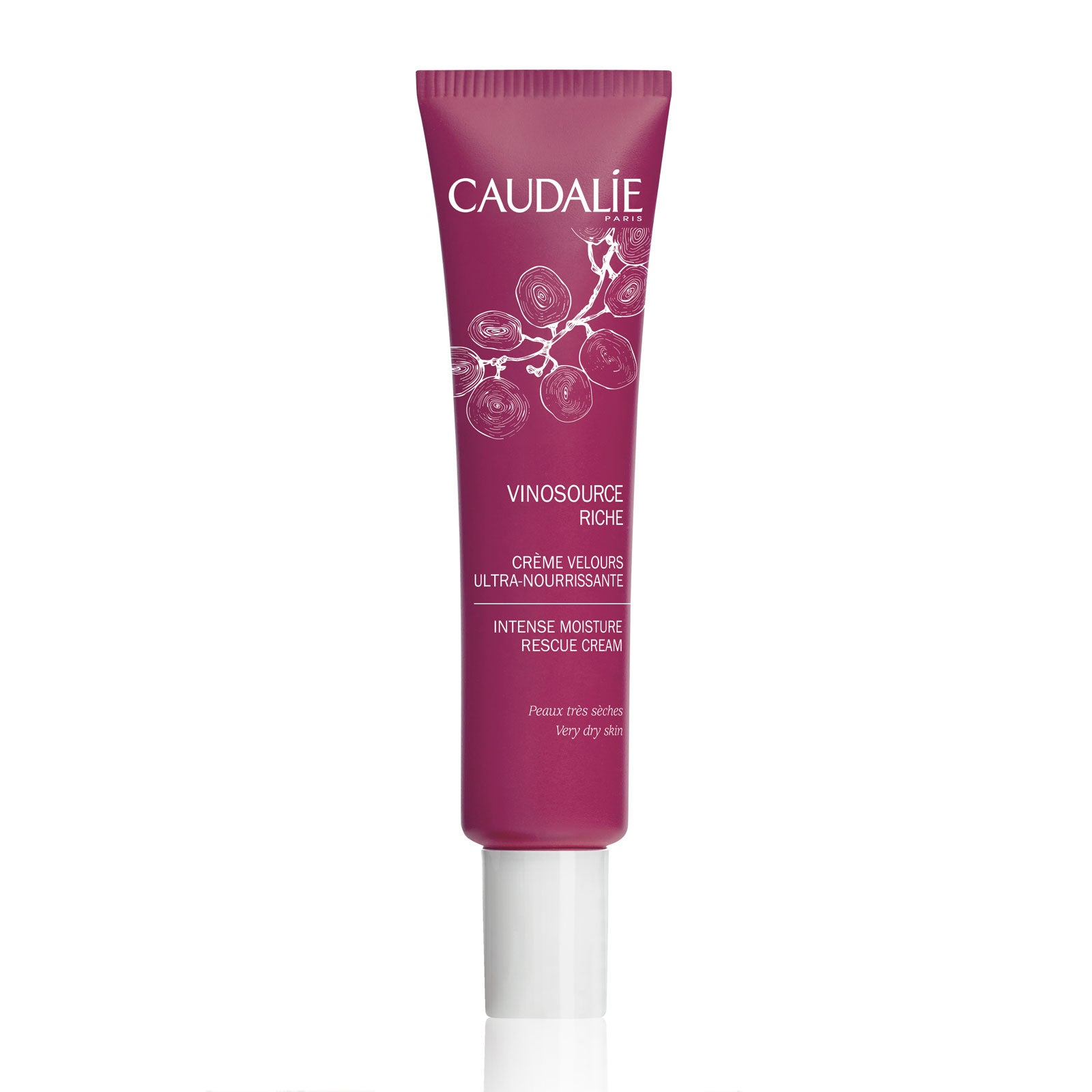 Caudalie Vinosource Intense Moisture Rescue Cream 40ml