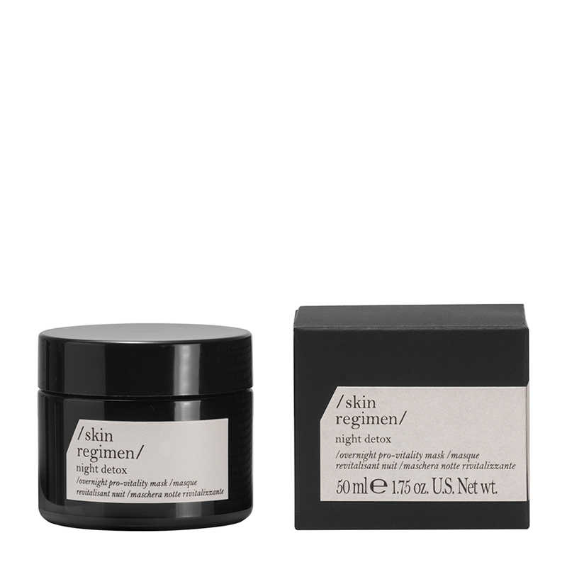 Skin Regimen Overnight Detox Cream Mask 50ml