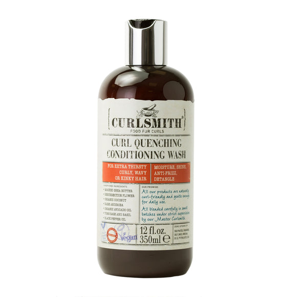 Curlsmith Curl Quenching Conditioning Wash 350ml