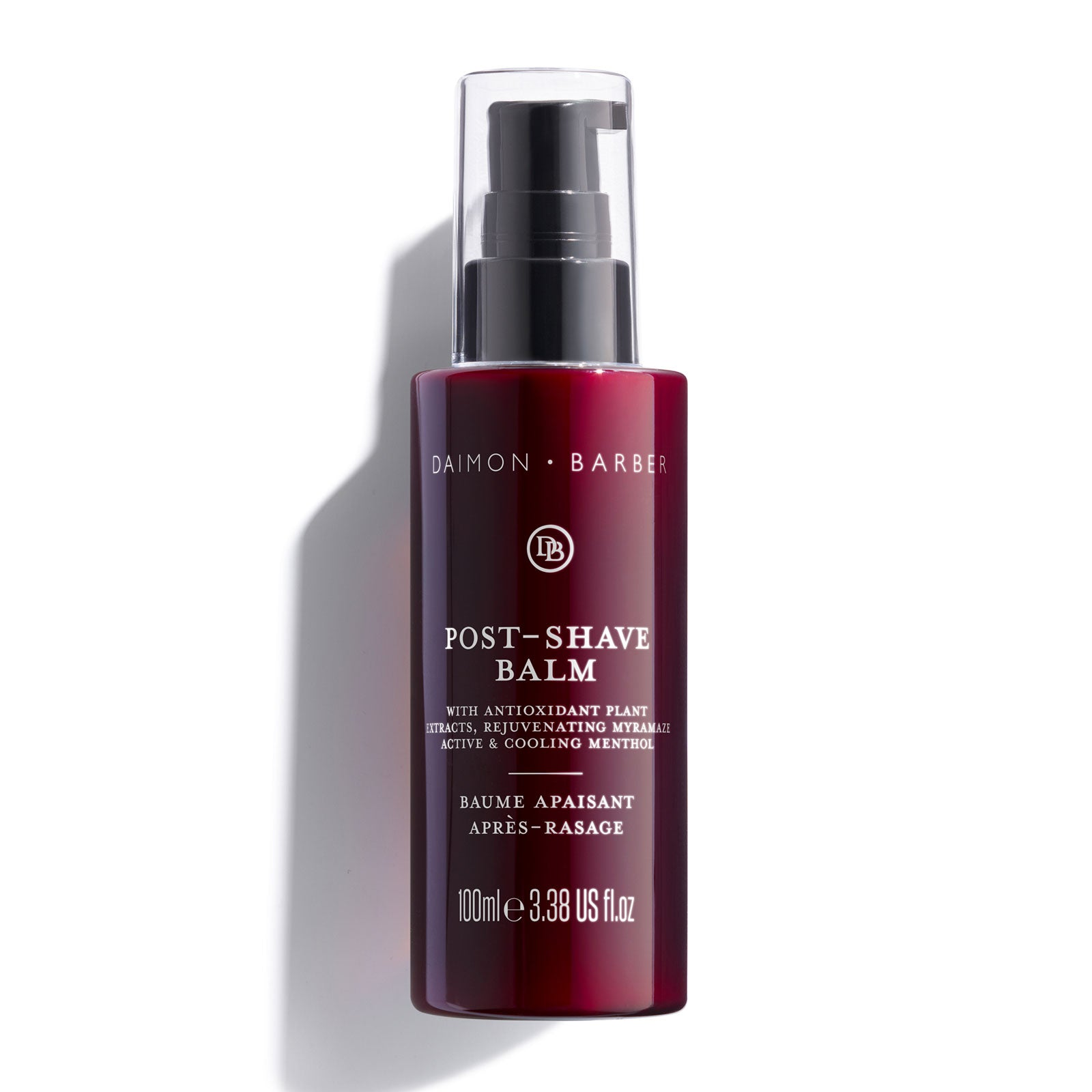 Daimon Barber Cooling Post Shave Balm 100ml