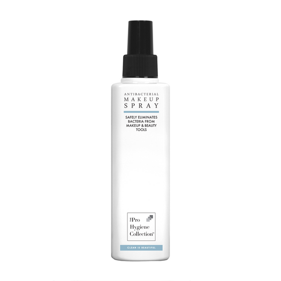 The Pro Hygiene Collection Antibacterial Makeup Spray 240ml