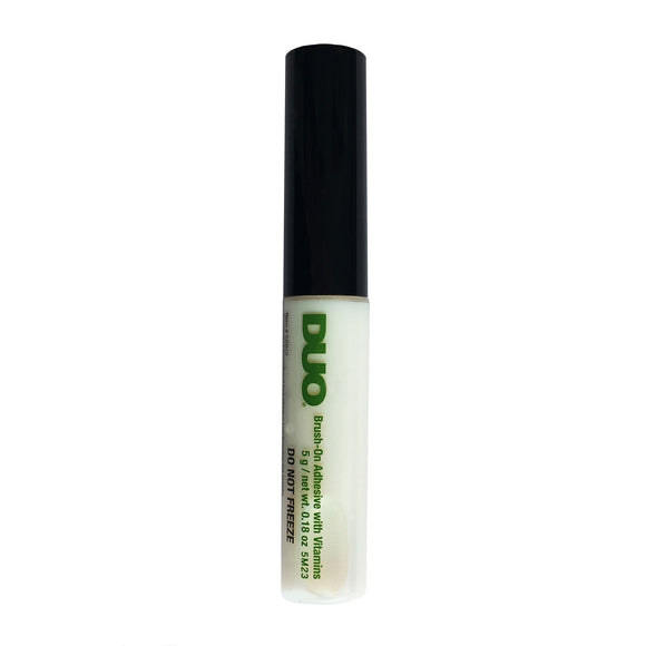 Duo Brush On Striplash Adhesive White/Clear 5g