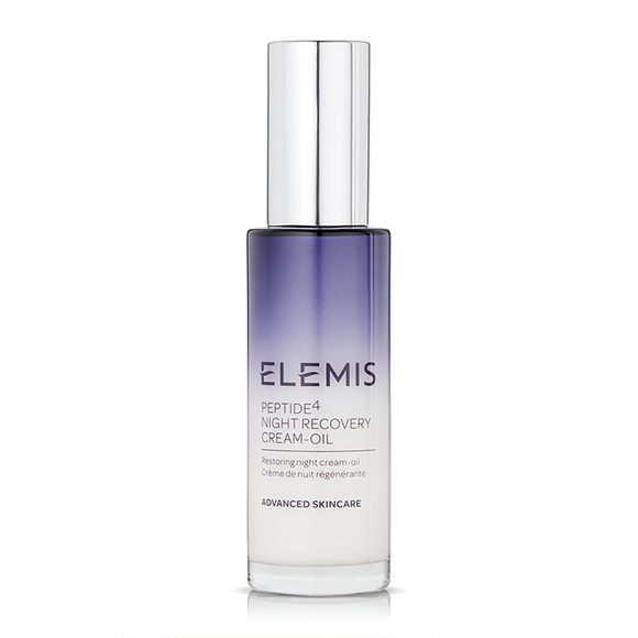 ELEMIS Peptide4 Night Recovery Cream Oil 30ml
