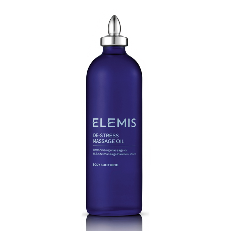 ELEMIS Sp@Home De-Stress Massage Oil 100ml