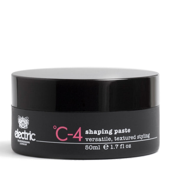 Electric hair London °C-4 Shaping Paste 50ml
