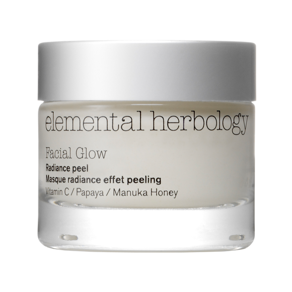 Elemental Herbology Facial Glow Radiance Peel 50ml