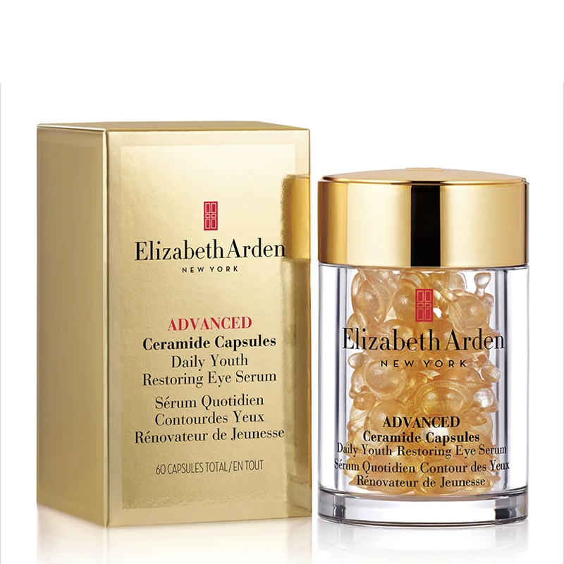Elizabeth Arden Advanced Ceramide Daily Youth Restoring Eye Serum Capsules x60